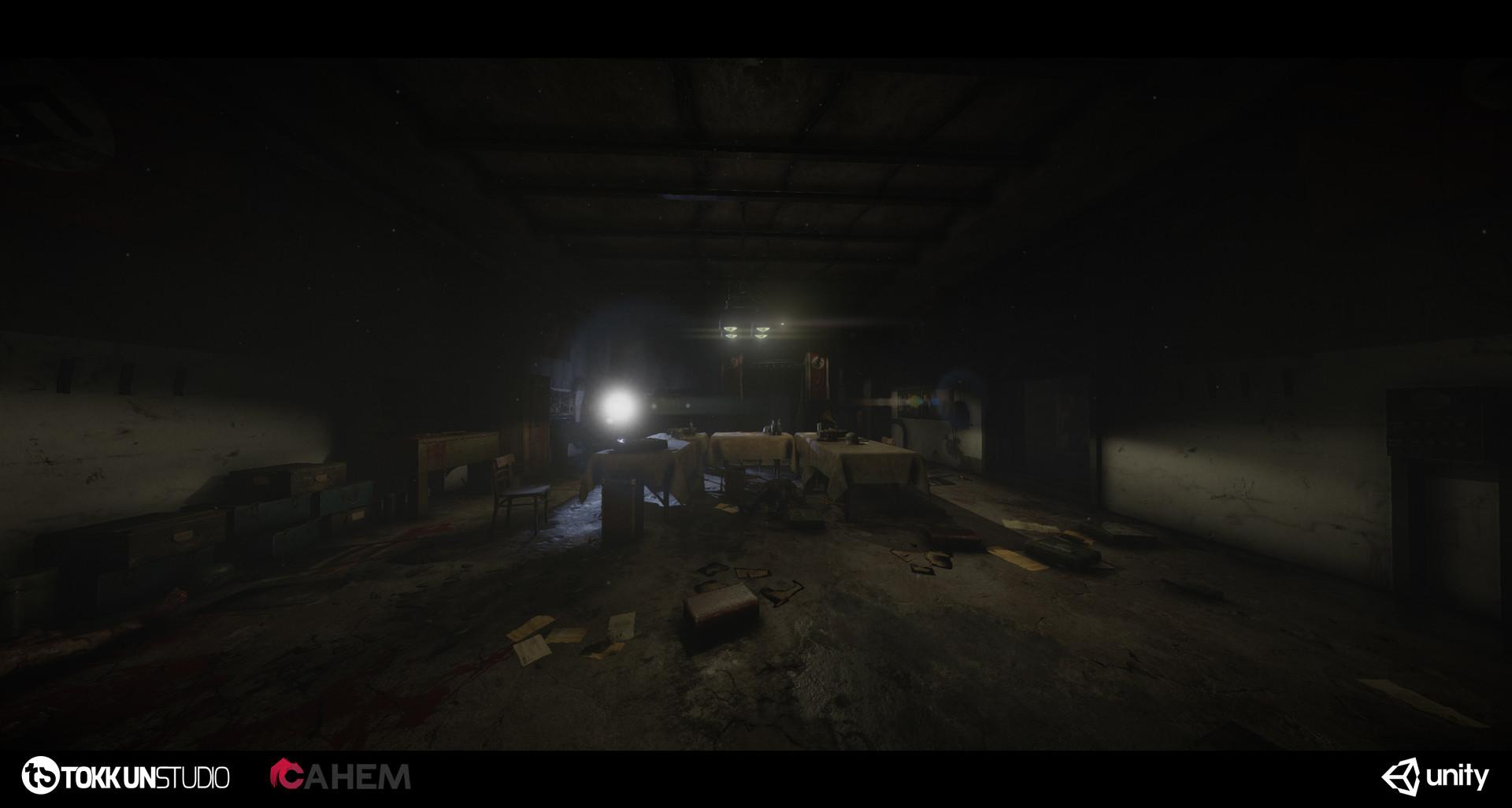 Tokkun studio bunker shot 44