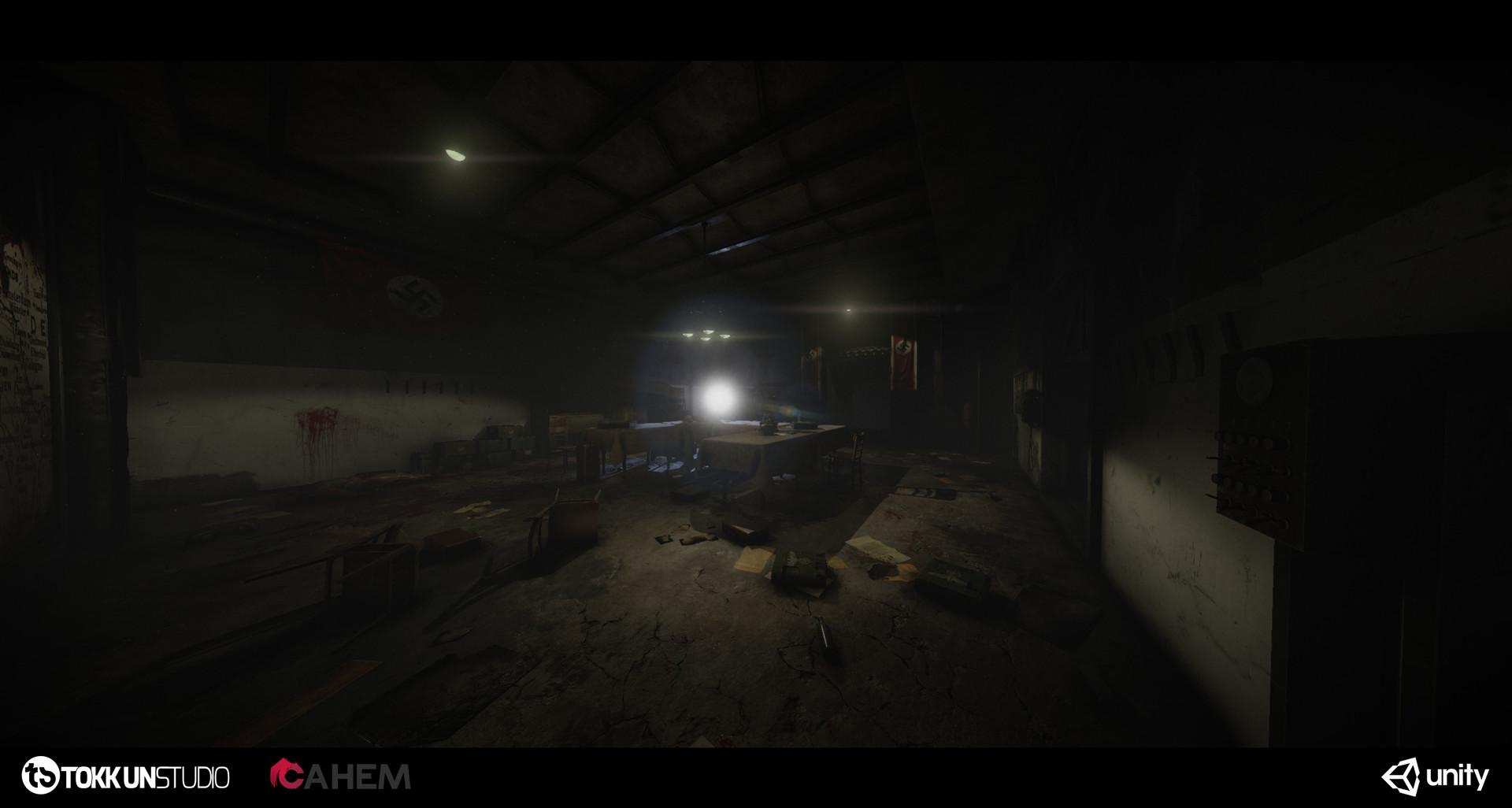 Tokkun studio bunker shot 45