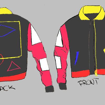 J l jacket design copy