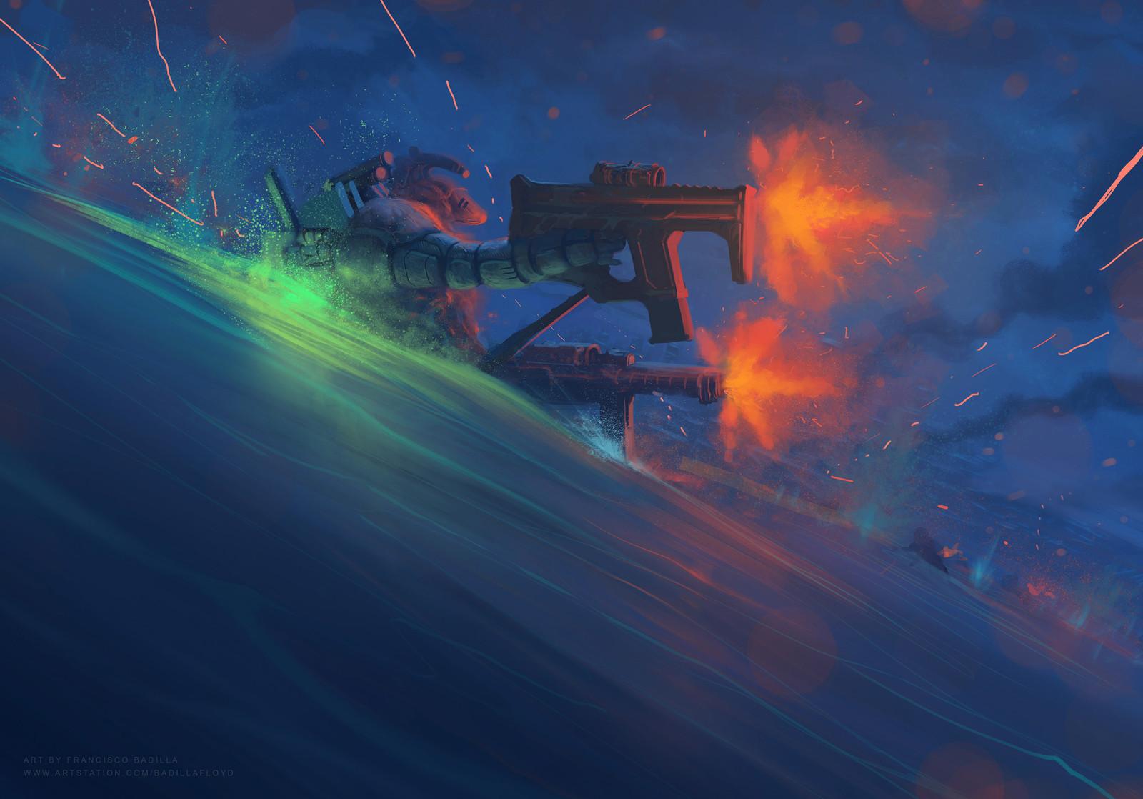 Nautical Attack