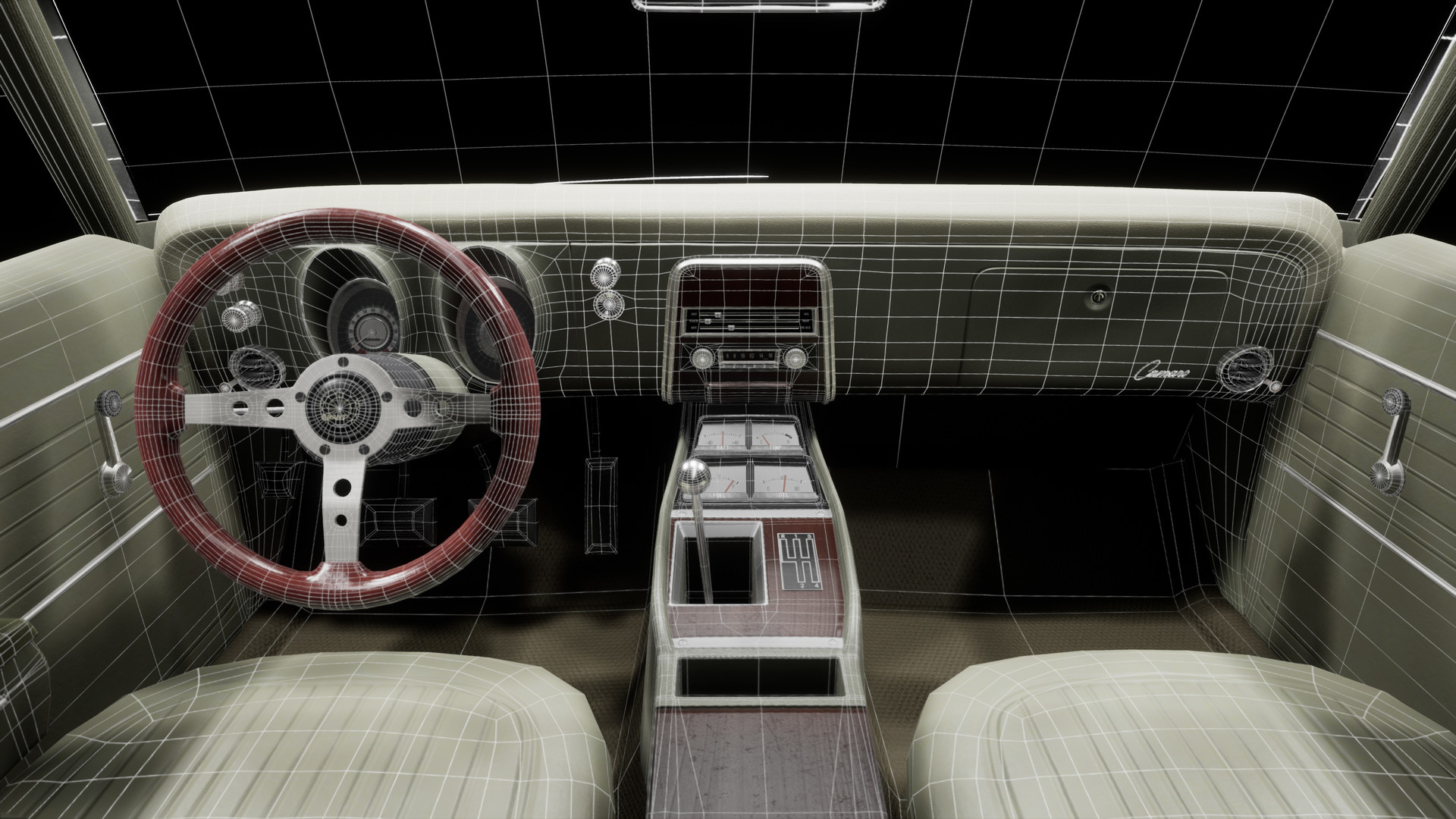 Steven m turner interior wireframe 5