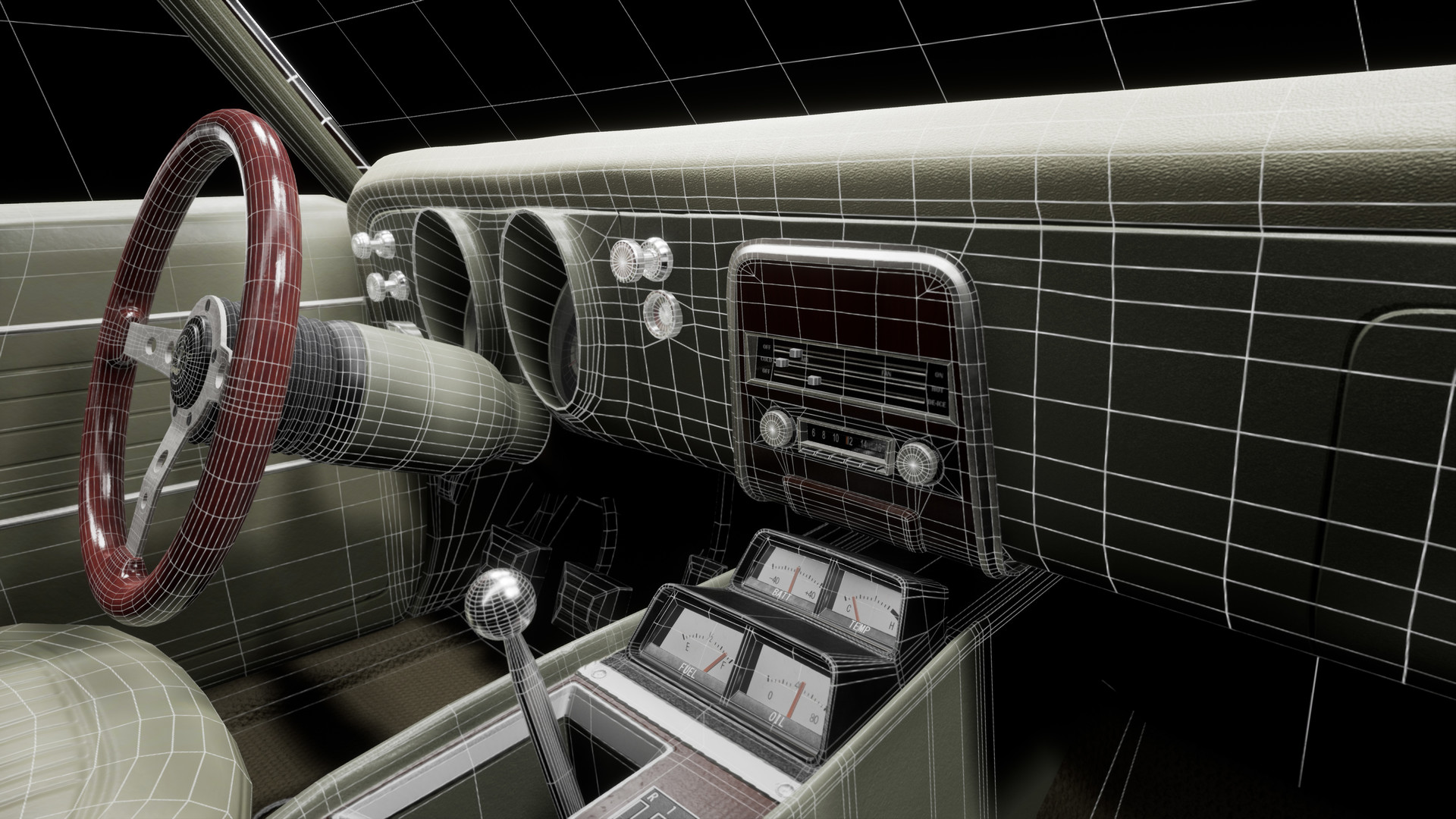 Steven m turner interior wireframe 2