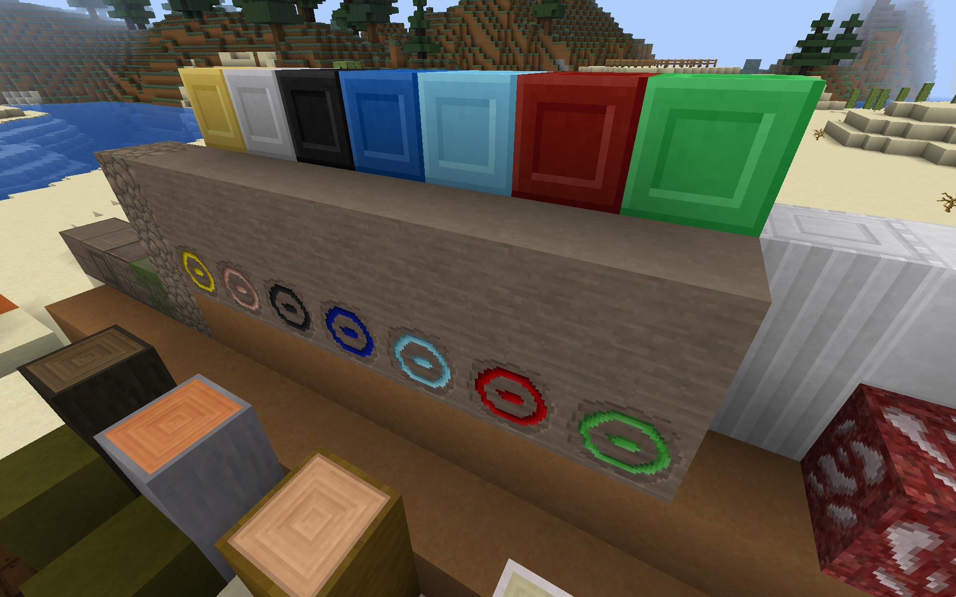 Brayton Dickey - SaltCraft 32x - Minecraft Resource Pack and