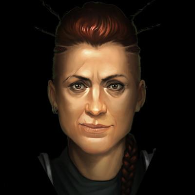 Elizabeth ware oc portrait1