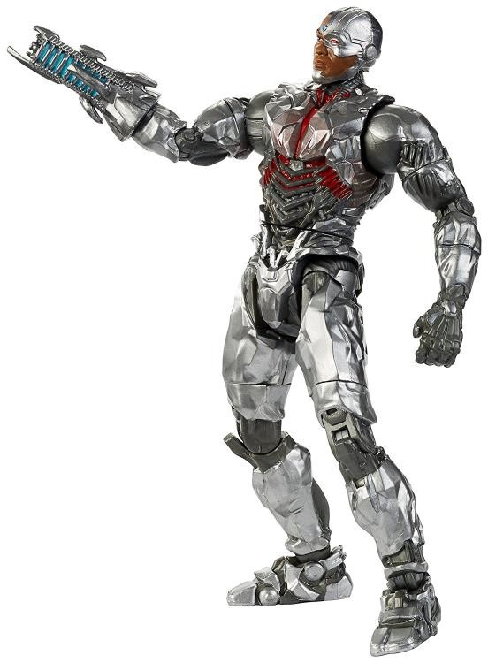 Hugemini com mattel dc multiverse justice league cyborg 002
