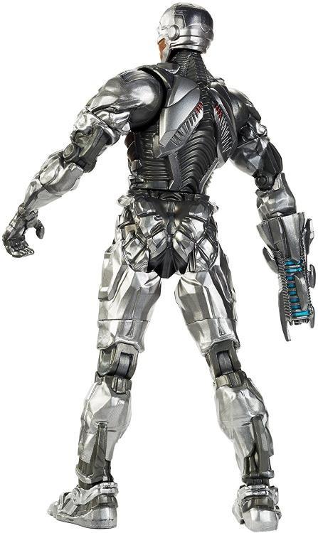 Hugemini com mattel dc multiverse justice league cyborg 003