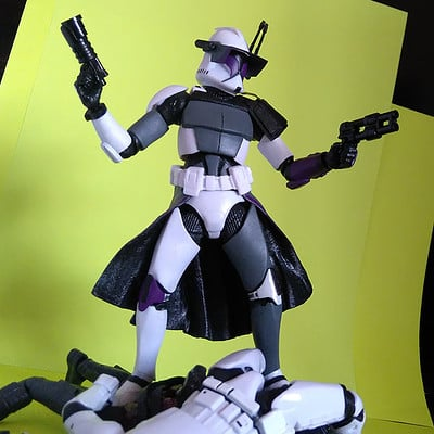 Dean arias female arc trooper by darktailss dajt4qq