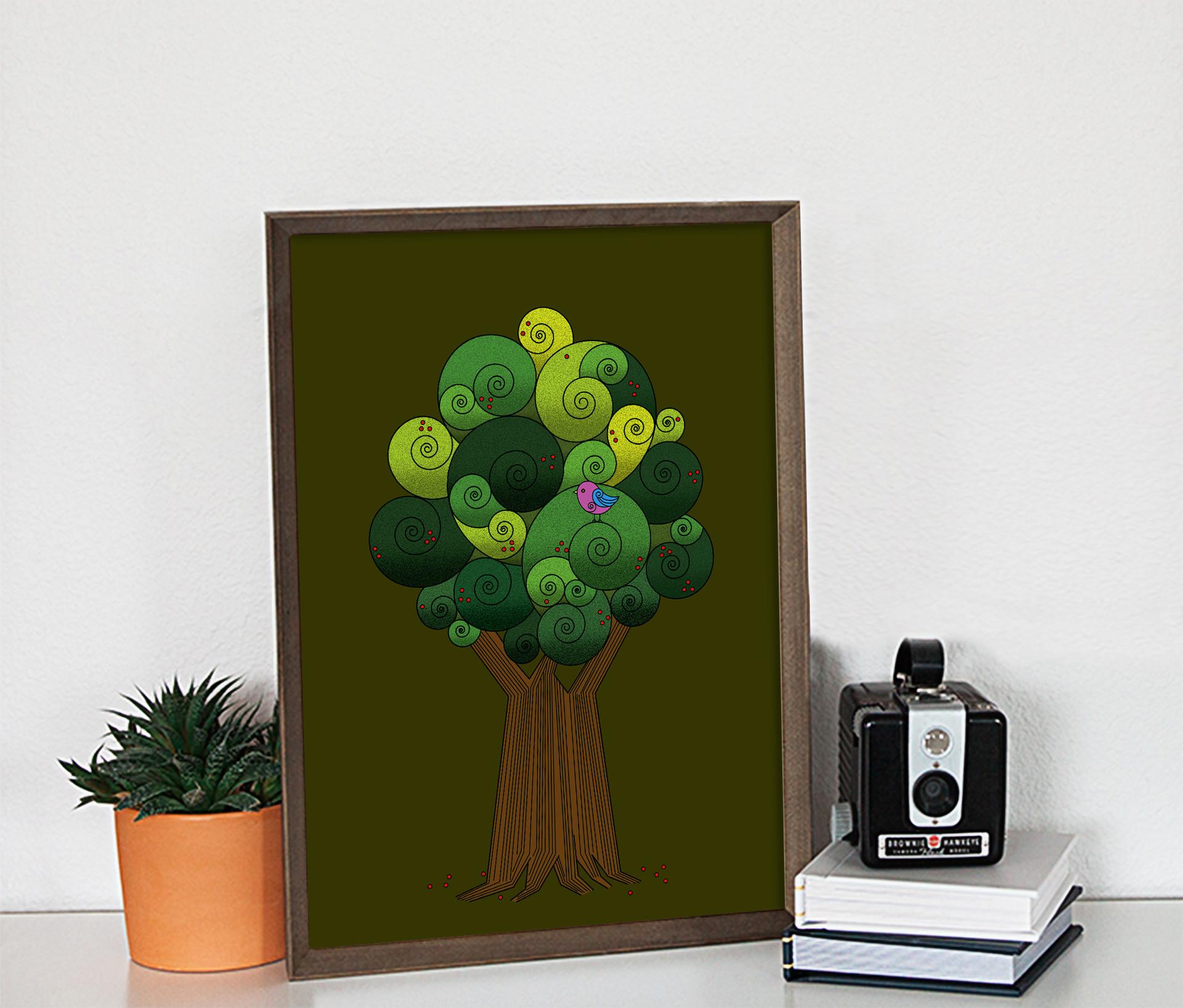 Rajesh r sawant tree of life 2