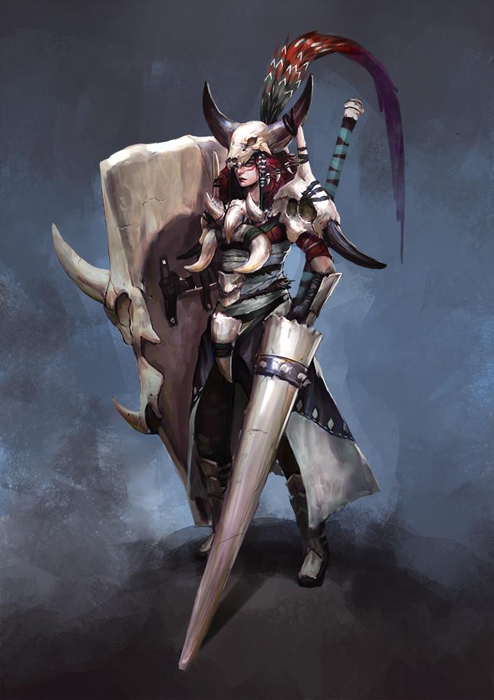 Bone Armor Concept
