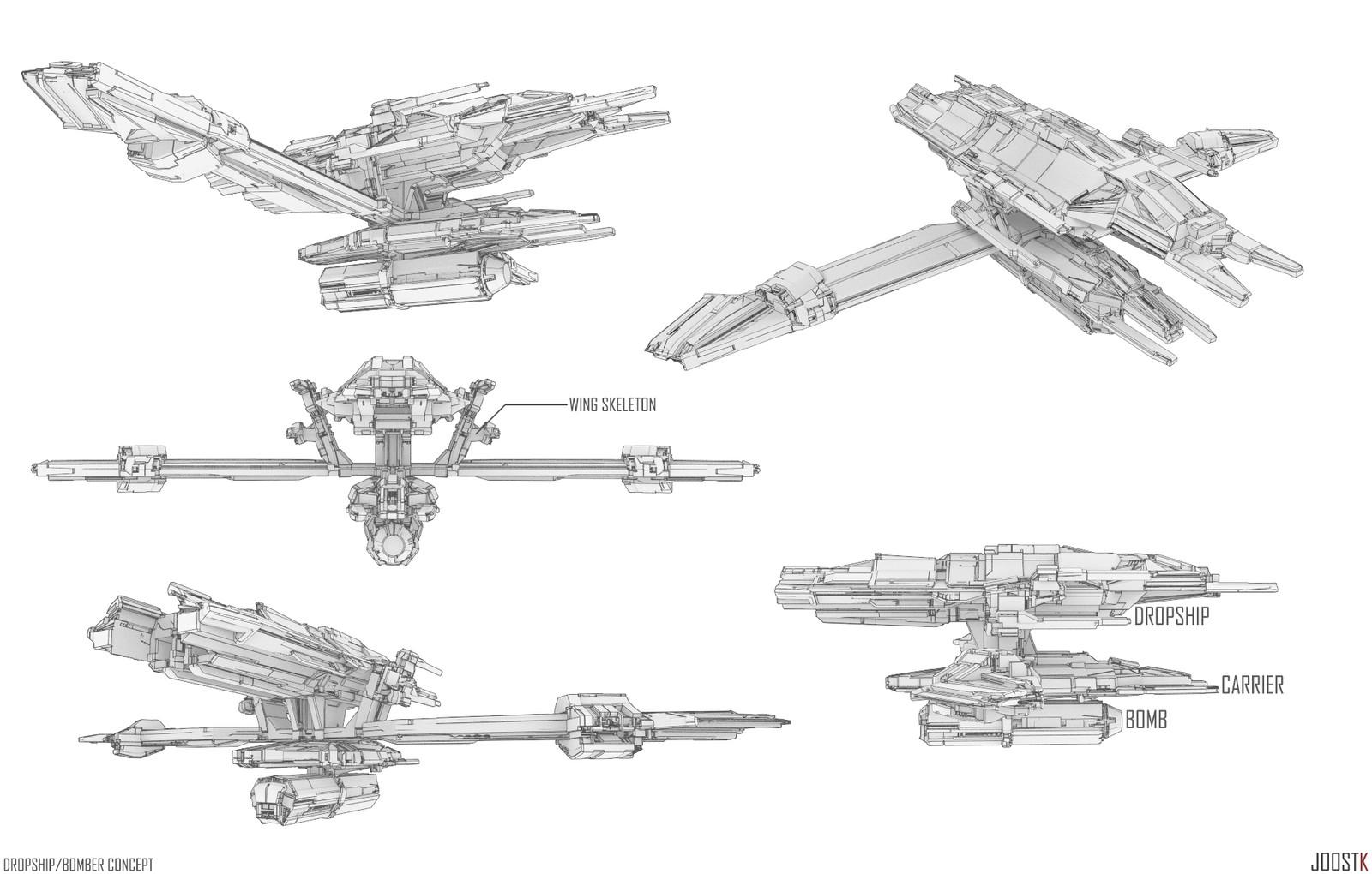 Bomber/Dropship/Dropship