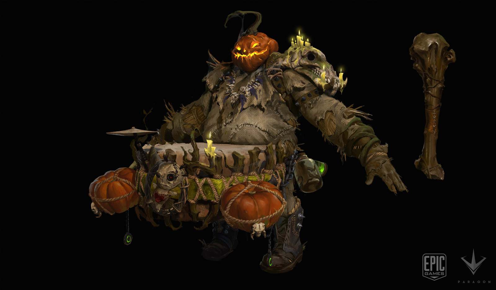 4.Narbash Halloween