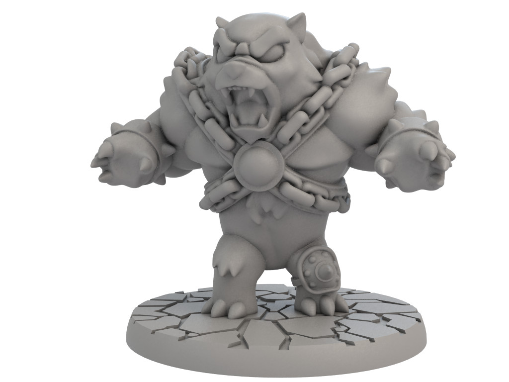 Ben misenar angry bear rd 1