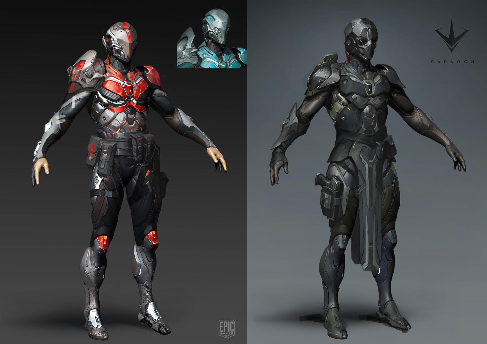 11.Wraith-Some low grade skin