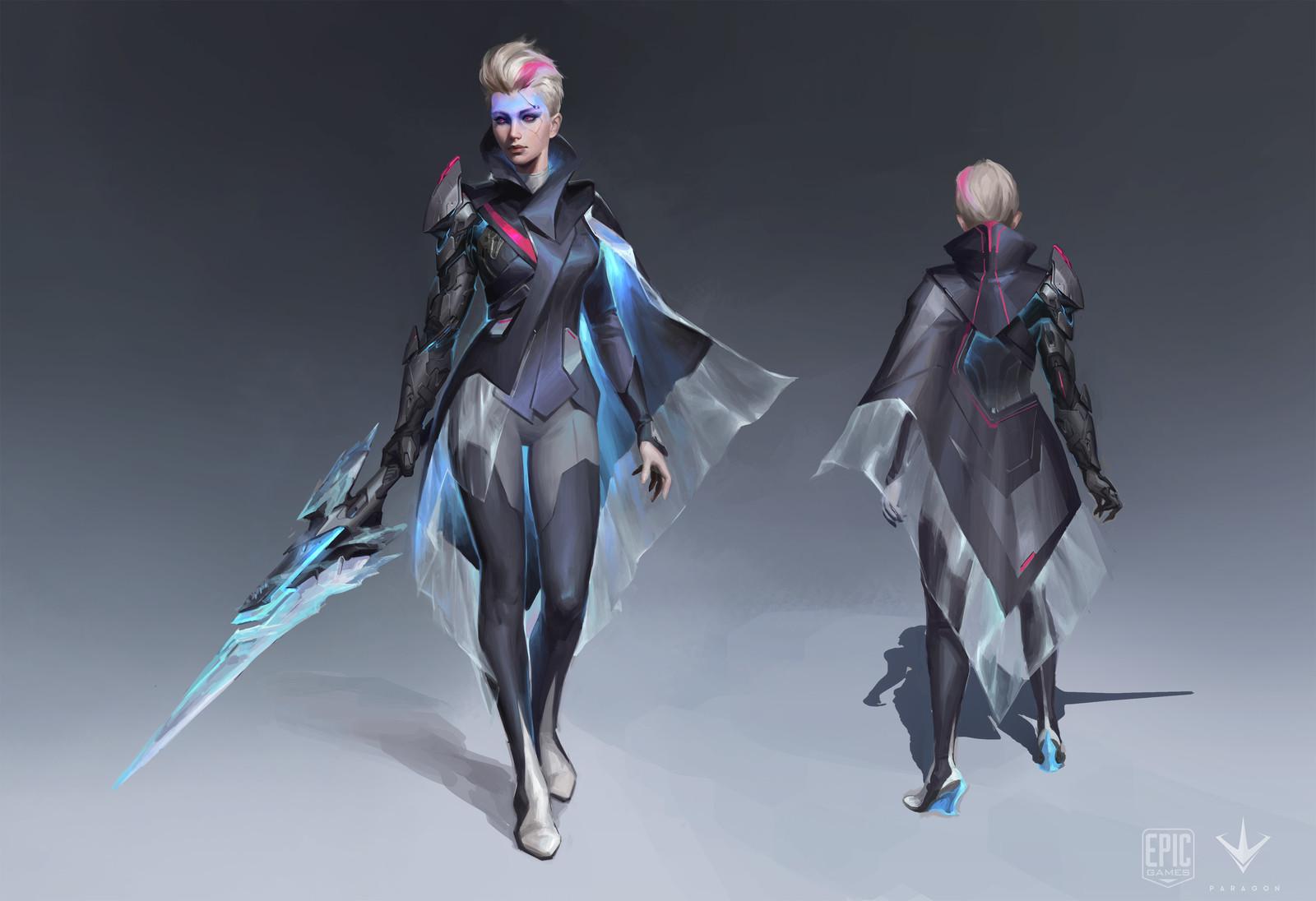 12.Aurora cyberpunk