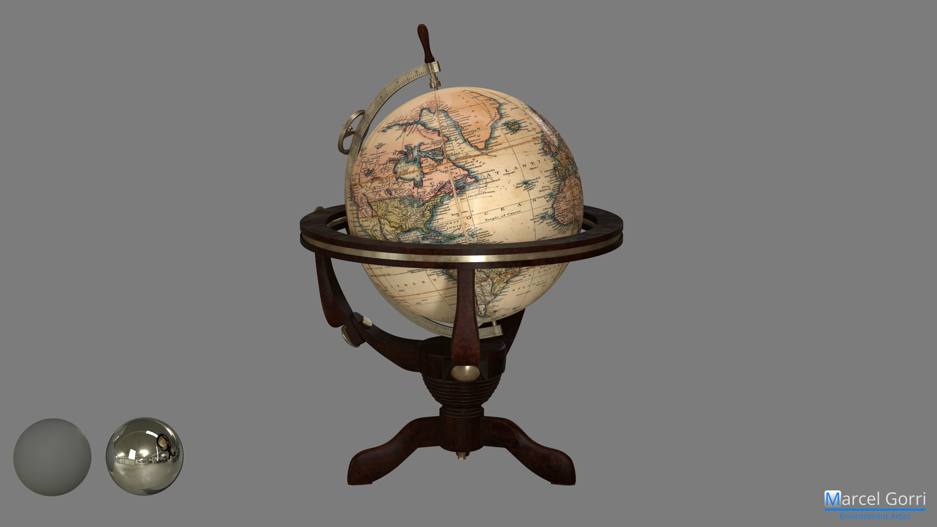 World Globe - Overview