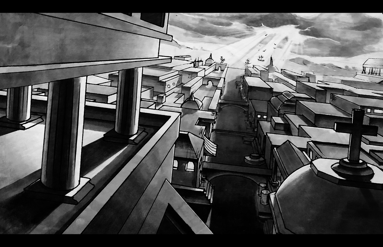 Perspective Environment 01