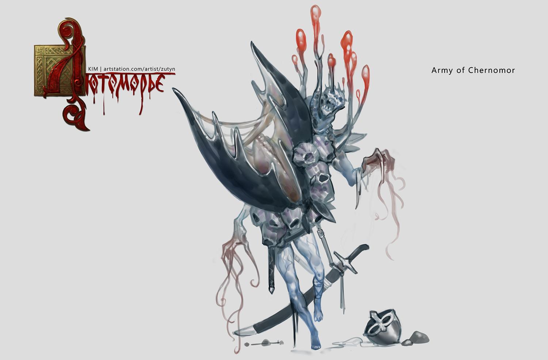 Artyom kim chernomor 3