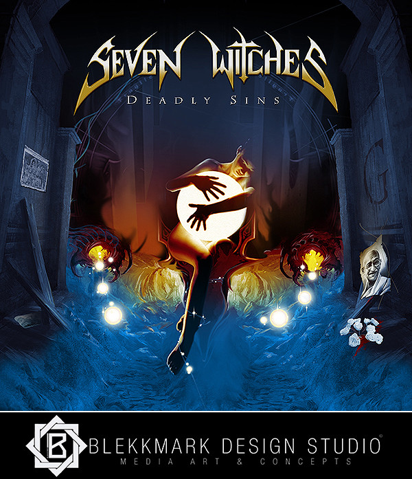 Seven Witches - Deadly Sins