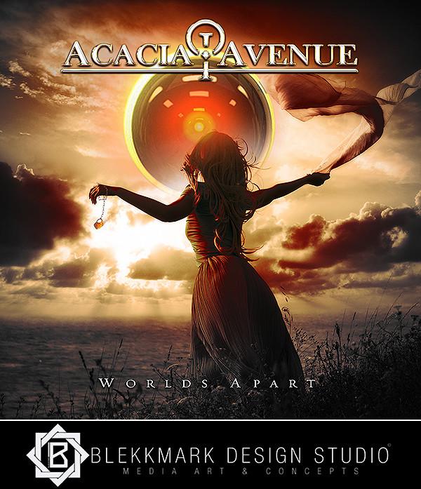 Acacia Avenue - Worlds Apart