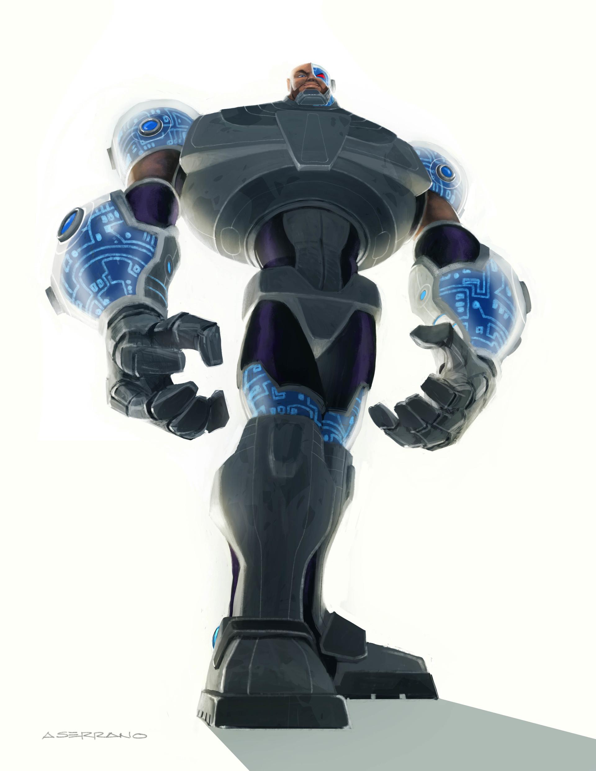 Final Cyborg