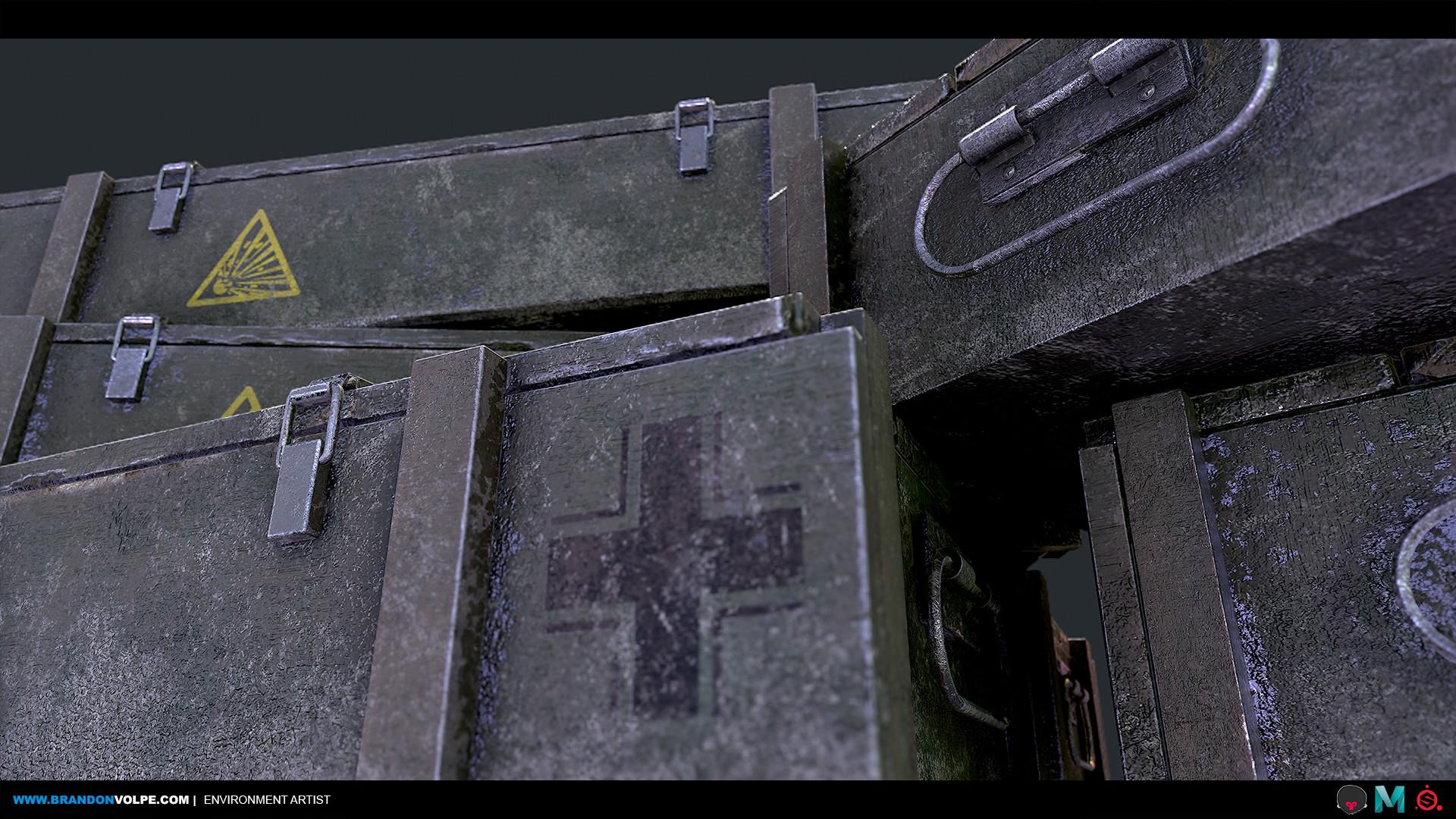 Brandon volpe brandon volpe ammobox 7