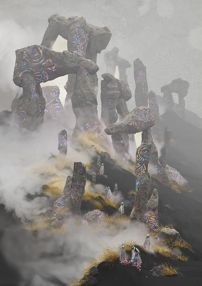 Te hu stonehenge a