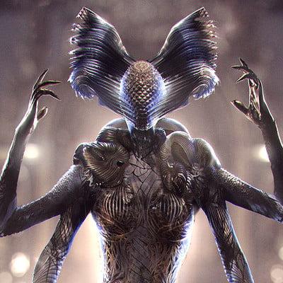 Christopher brandstrom alien queen 002