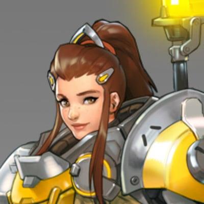 Ben zhang brigitte hero concept