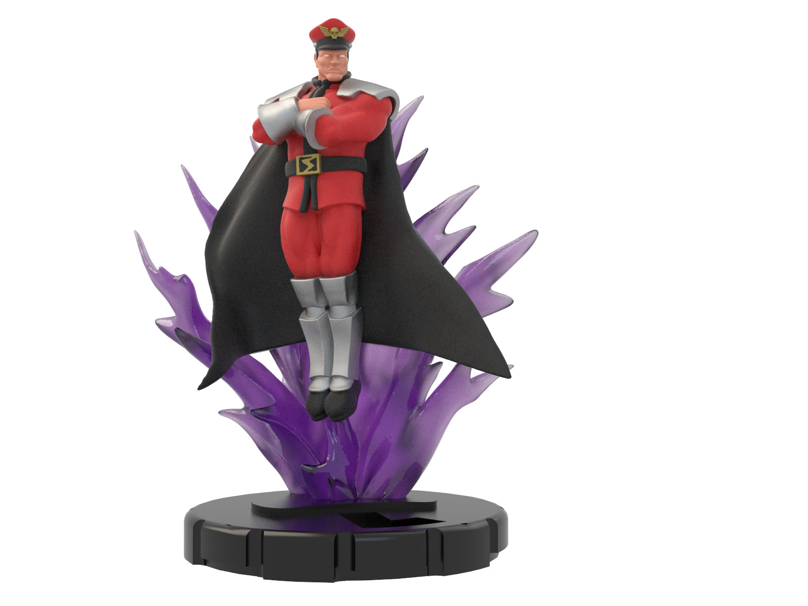 Ben misenar 008 m bison rg 1