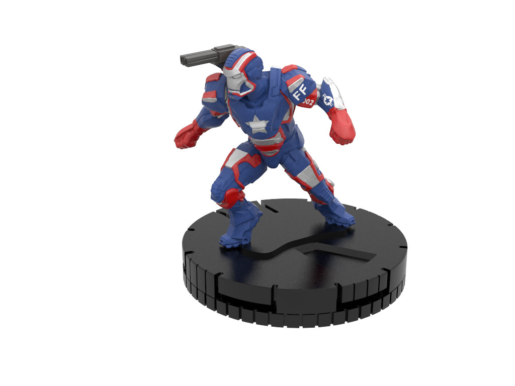 Ben misenar 003 iron patriot rc 1