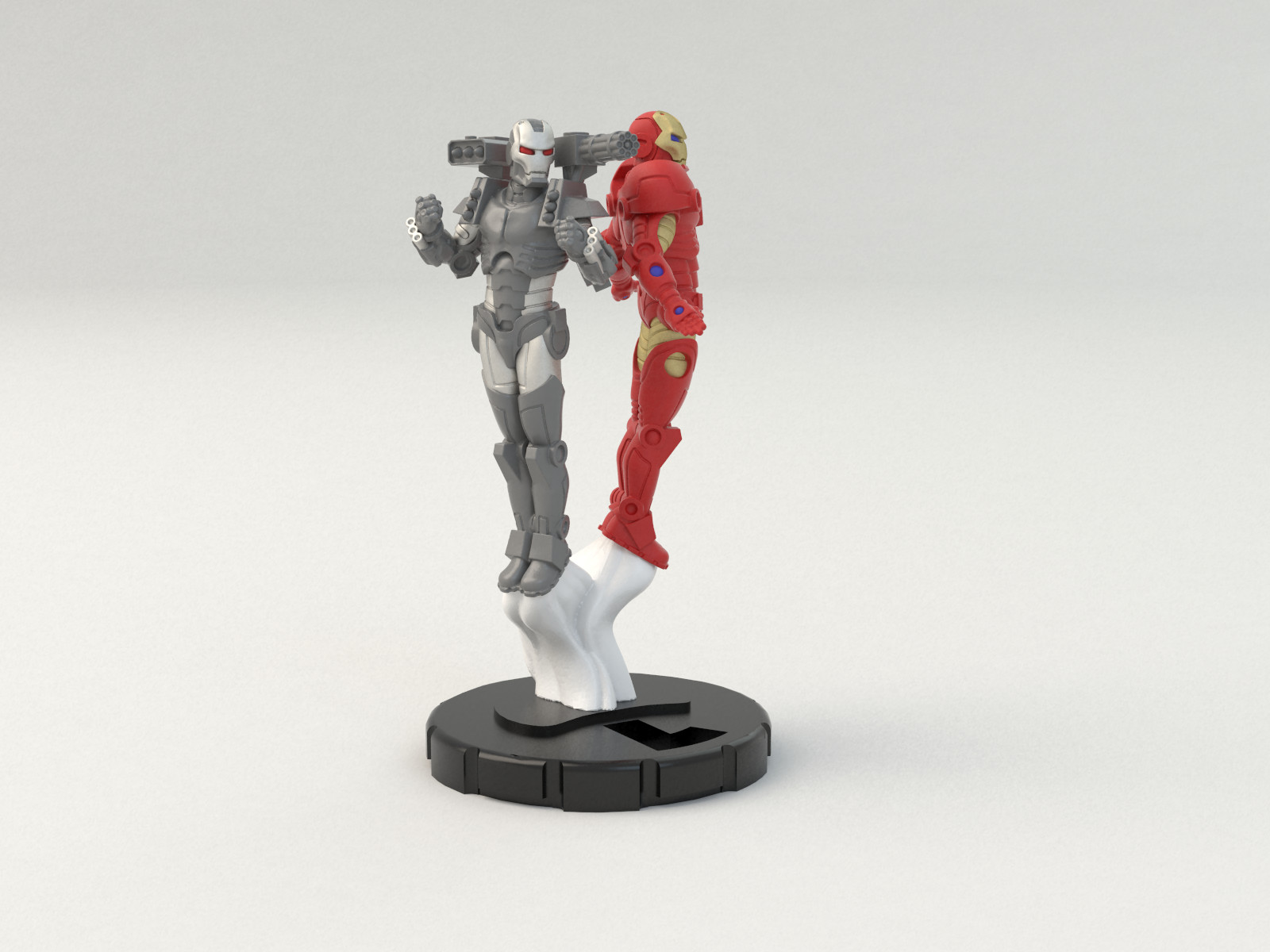 Ben misenar iron warmachine ra 1