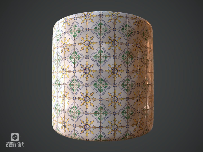 Alina godfrey azulejo alinagodfrey pattern2