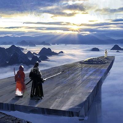 Lixin yin duel1
