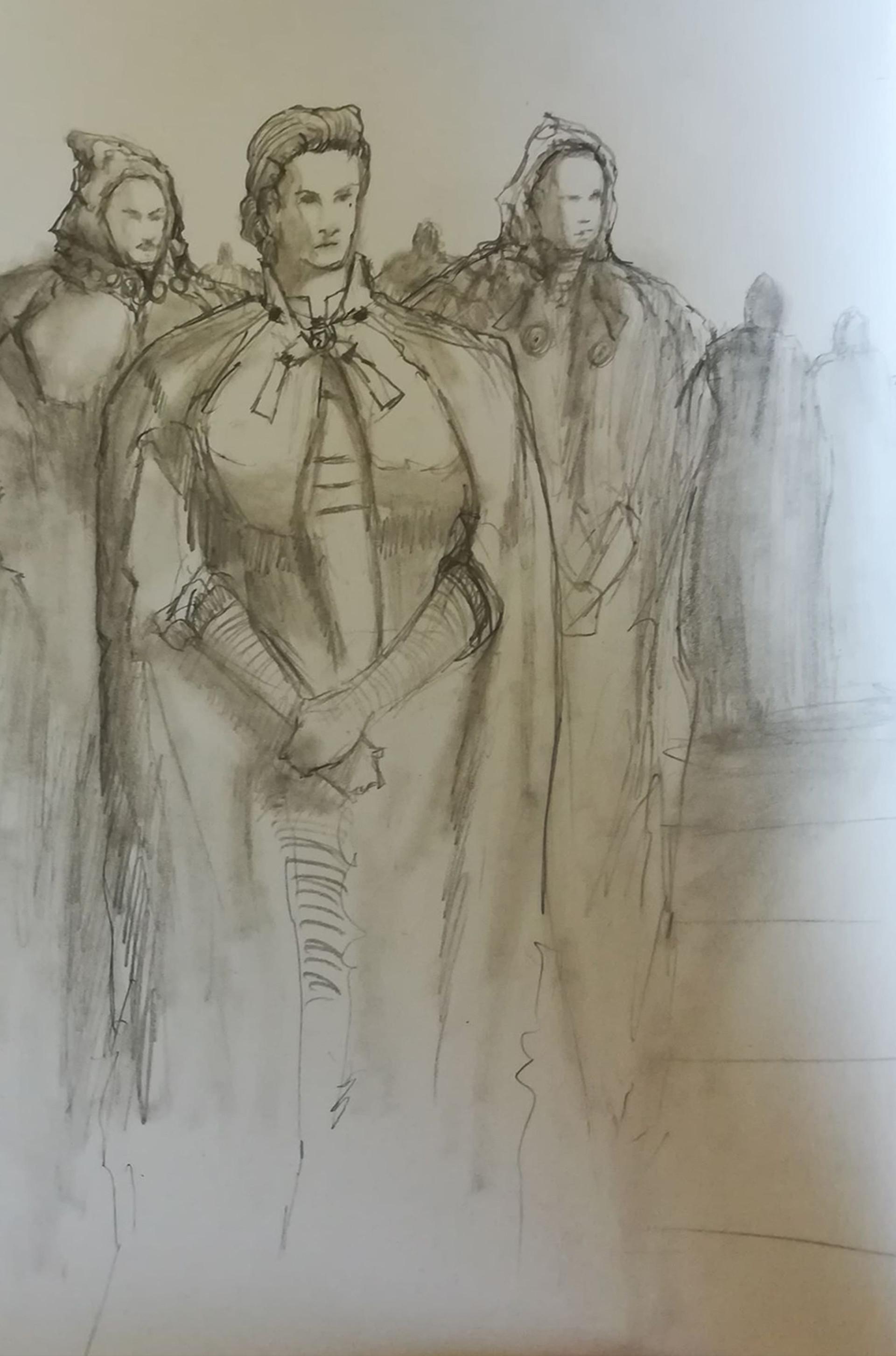 David tilton sketch