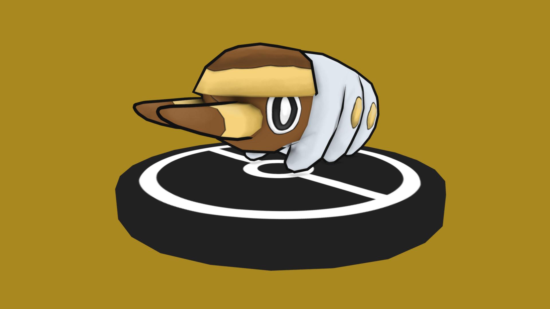 Artstation Pokemon 736 Grubbin Juan Beltran