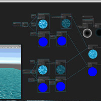 ArtStation - Customizable Water Shader for Unity (LWRP), Brent Reel