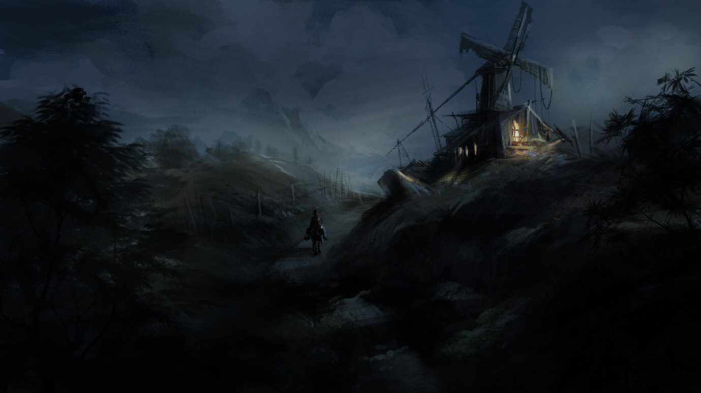 abandon wind mill 2