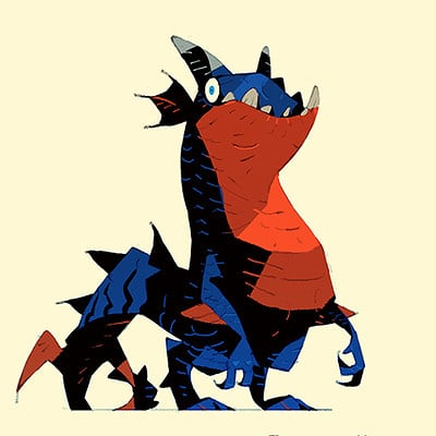 Satoshi matsuura 2018 08 06 blue dragon s