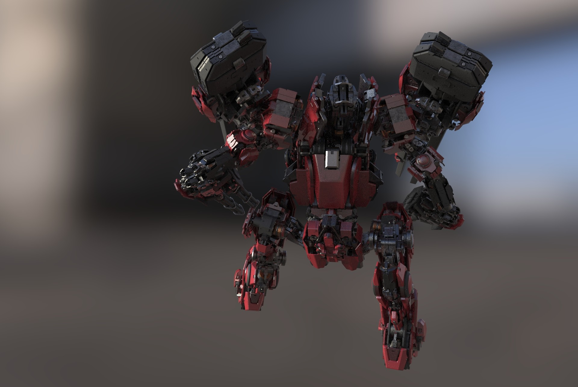 Tek tan roboto 2266
