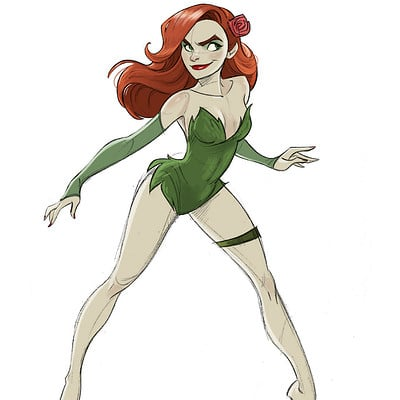 Christopher ables poison ivy