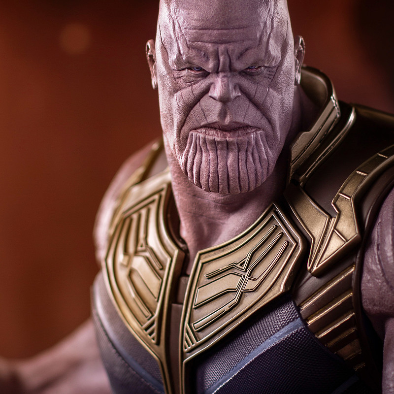 Thanos - Infinity War - 1/4 Legacy Replica - Iron Studios