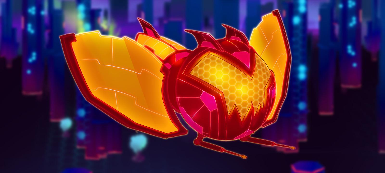 Final Fire Element Unit, The Firefly.