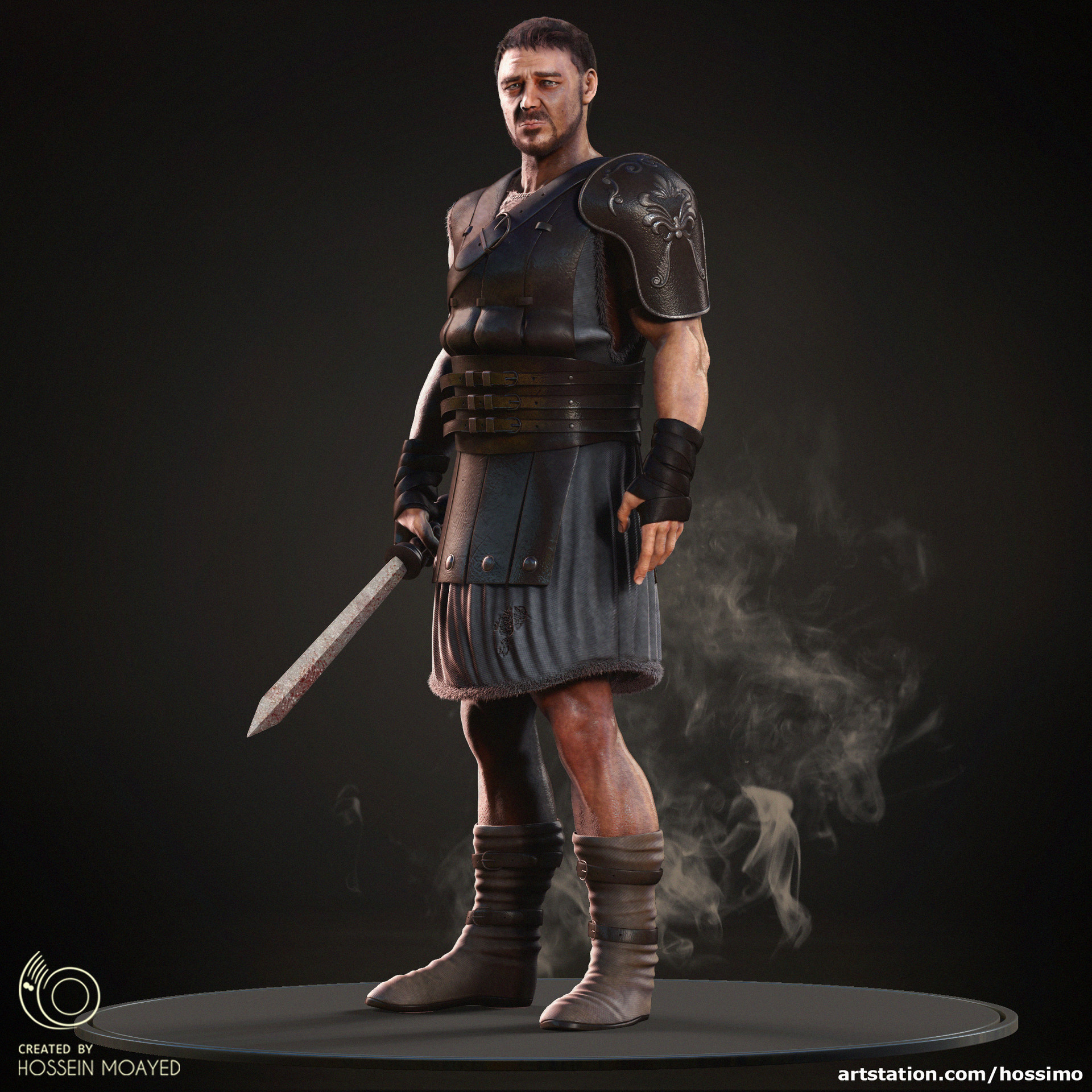 [Image: hossein-moayed-gladiator-tribute-1-by-ho...1534144374]