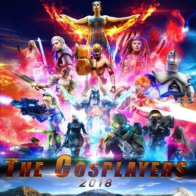 Film bionicx the cosplayers 2018