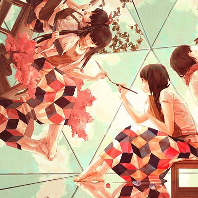 Shu chen li 20 kaleidoscope