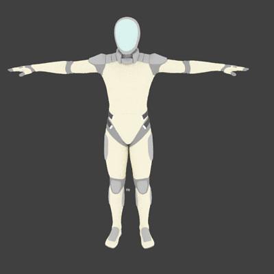 Andrew wilkins institute atmospheric suit