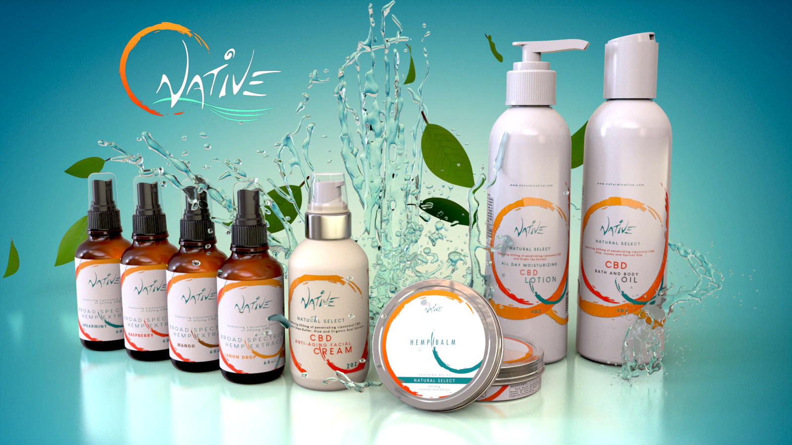 Natural Select Product Line
