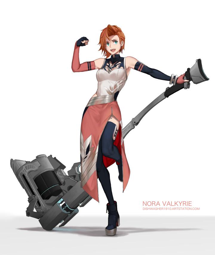 Nora Valkyrie - Future 3.0