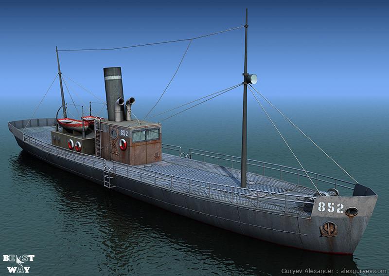 Alexander guryev fow ship