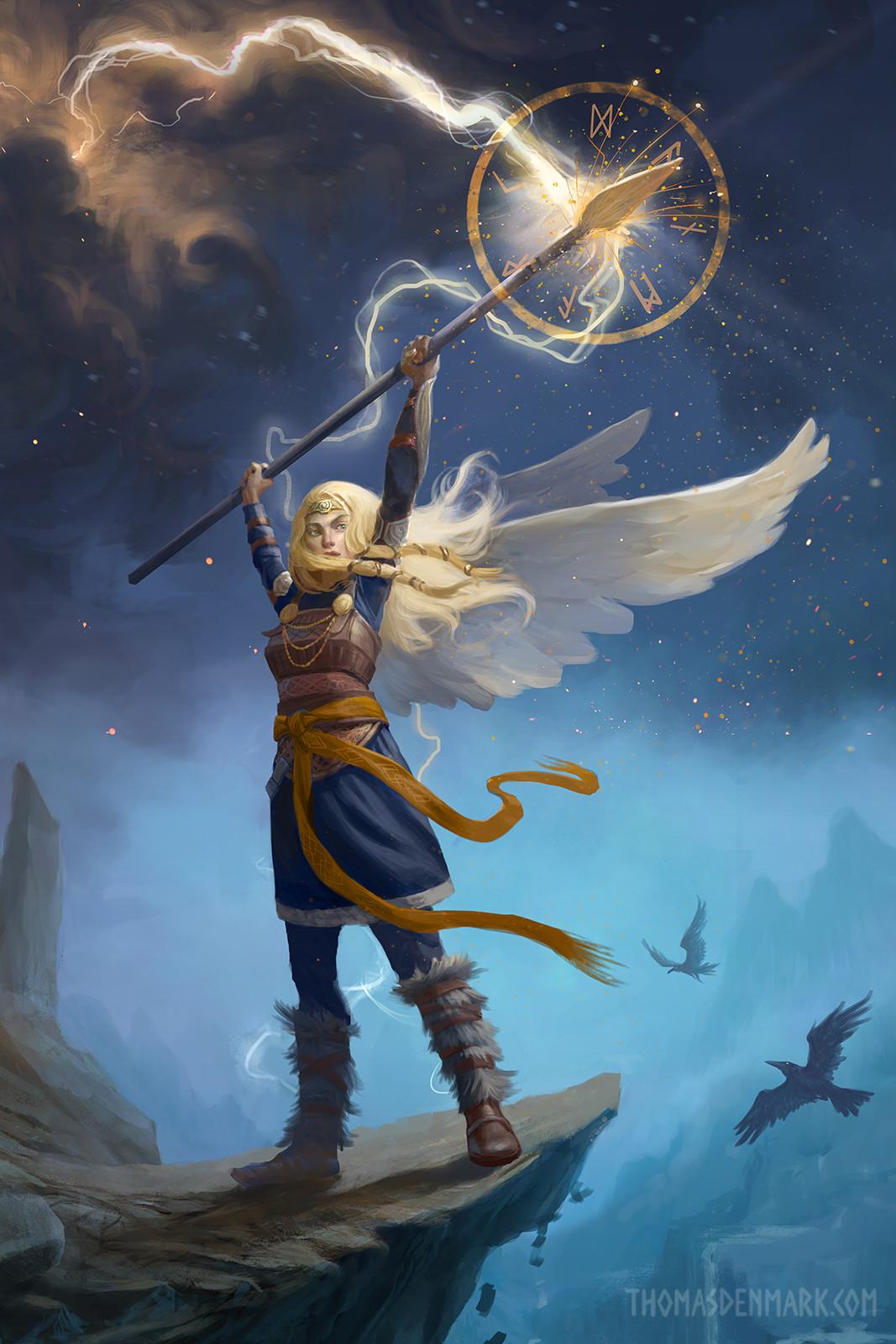 Kara: Valkyrie of Storms